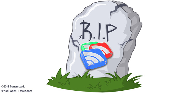 Addio a Google Reader, ma le alternative ci sono