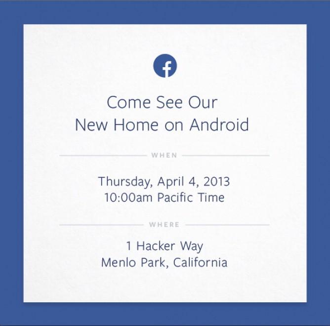 Facebook mobile 4 aprile 2013