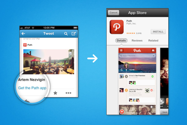 twitter-card---mobile-app