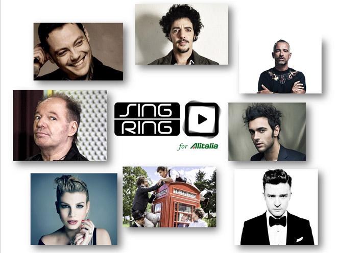 SingRing-Alitalia