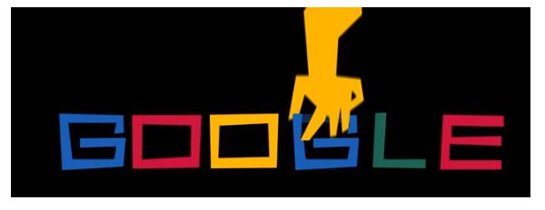 doodle google saul bass