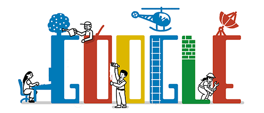 google doodle festa del lavoro