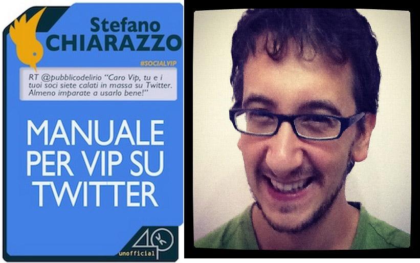 stefano-chiarazzo-manuale-twitter-vip