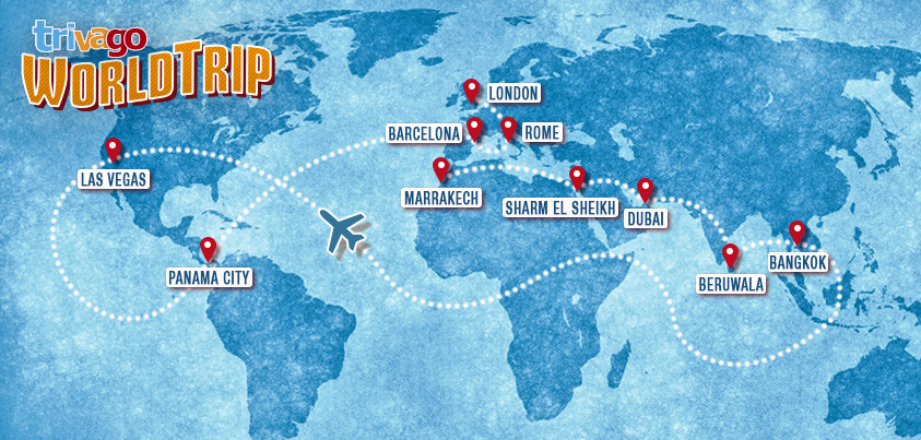 trivago-world-trip-cities-map
