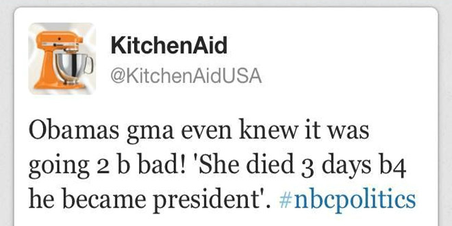 KitchenAid-Tweet