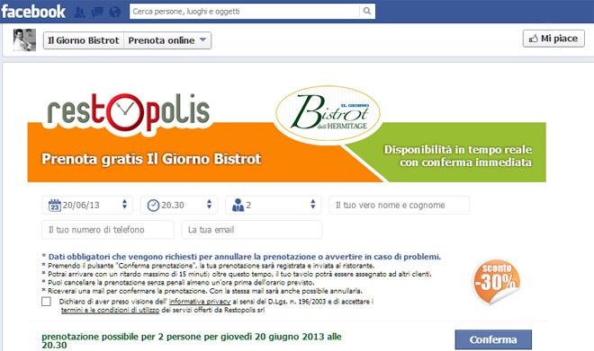 restopolis-prenotazione-facebook-bistrot