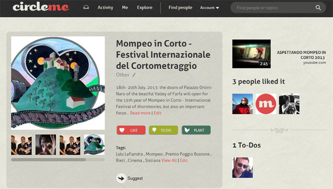 CircleMe-Mompeo-in-Corto
