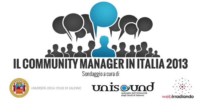 Community Manager Italia 2013