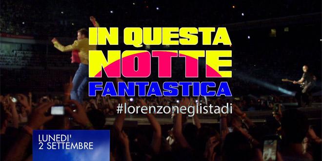 Jovanotti-#lorenzoneglistadi