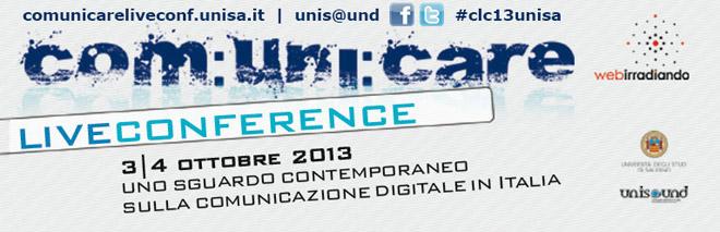 COMUNICARE live conference