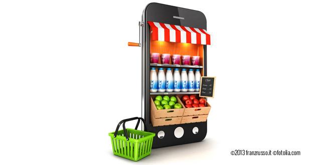 Gli italiani amano shopping online mobile integrato coi for Shopping mobili online