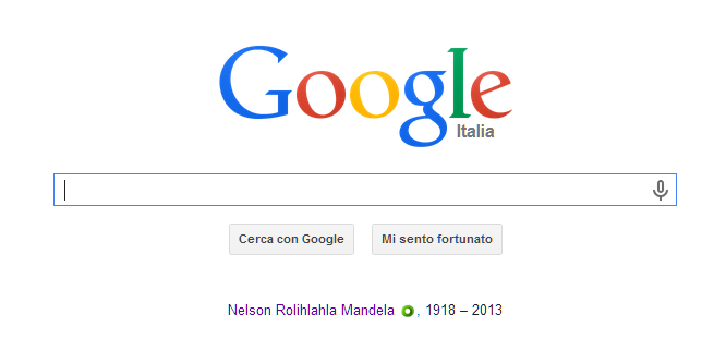 Google mandela