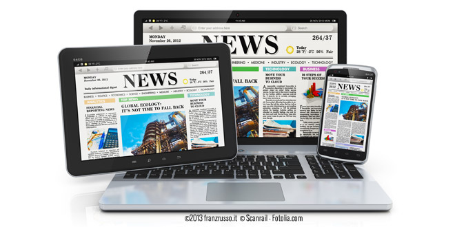 news-mobile edicola italiana