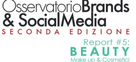 Brands & Social Media, analisi del settore Beauty in Italia [Infografica]