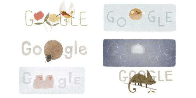 google doodle giornata della terra 2014