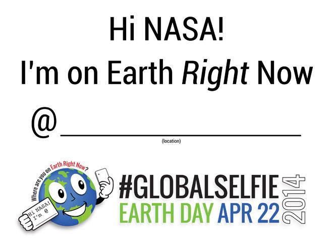 nasa-globalselfie giornata della terra