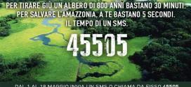 Quest'anno la Giornata Wwf è dedicata all'Amazzonia