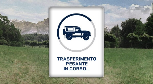 Land Rover approda al native advertising con WeTransfer
