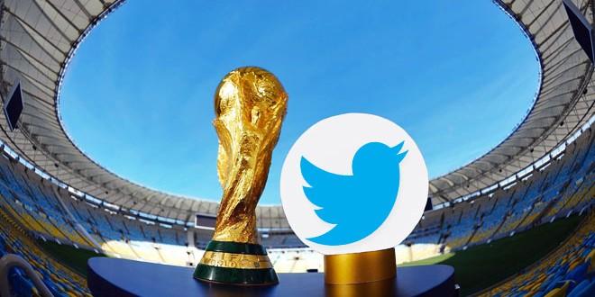Dalle conversazioni su Twitter, la Germania è la più discussa – #Brasile2014