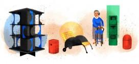 Il doodle di Google oggi è per Anna Castelli Ferrieri