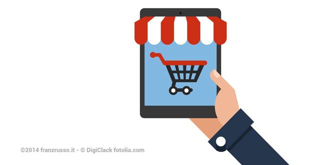 I siti E-commerce in Italia ancora poco attrezzati per il Mobile
