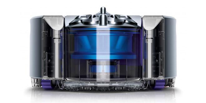 Ecco Dyson 360 Eye, il robot intelligente che si comanda con un'app