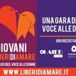 #liberidiamare