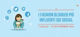 Il Fashion Blogger più influente in Italia è un uomo [Infografica]