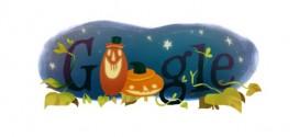 I doodle di Google per Halloween che non vedremo in Italia