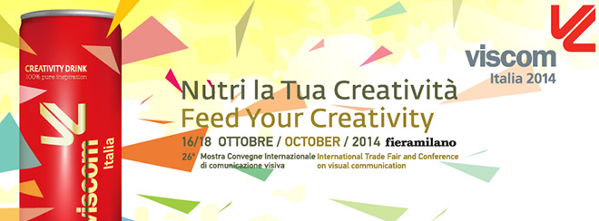 Fotolia a Viscom Italia 2014 per parlare di Visual Marketing