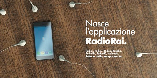 Più Internet e più Mobile, ecco l'app di Radio RAI