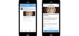 Ecco Twitter Offers, le offerte arrivano sulla timeline