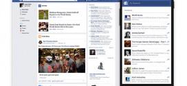 Facebook, al via la sezione Trending anche su Android