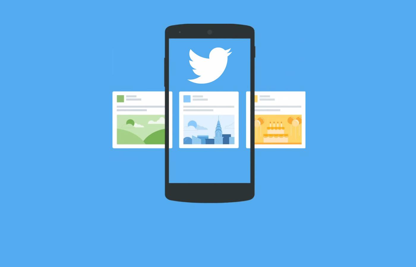 Twitter Highlight per Android adesso è disponibile per tutti