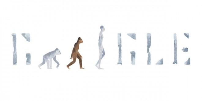 Il doodle di Google è per i 41 anni dalla scoperta di Lucy