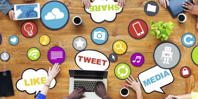 La dimensione e la crescita dei Social Media in tempo reale