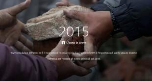 Facebook 2015 italia