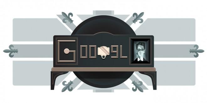 Il doodle di Google è per i 90 anni della Televisione di Baird