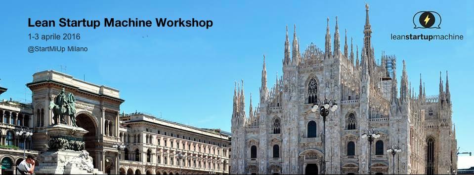 Lean Startup Machine Milano