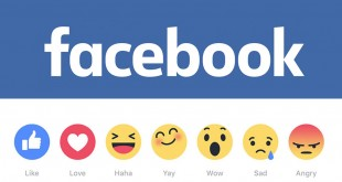 facebook reactions @franzrusso.it-2016