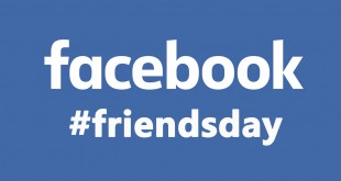 #friendsday facebook 2016