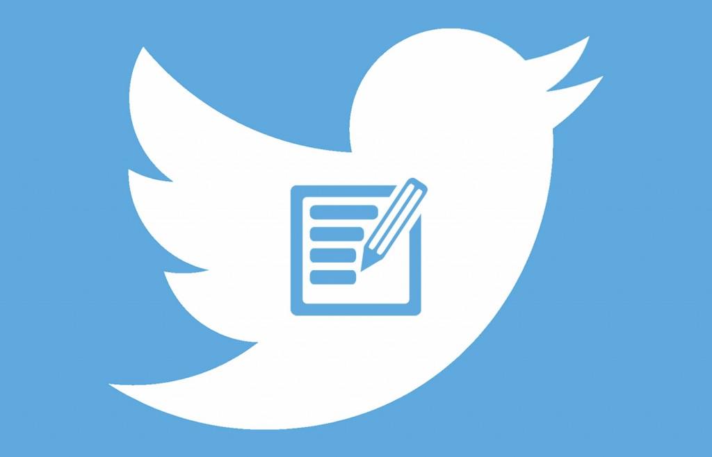 twitter timeline opzionabile