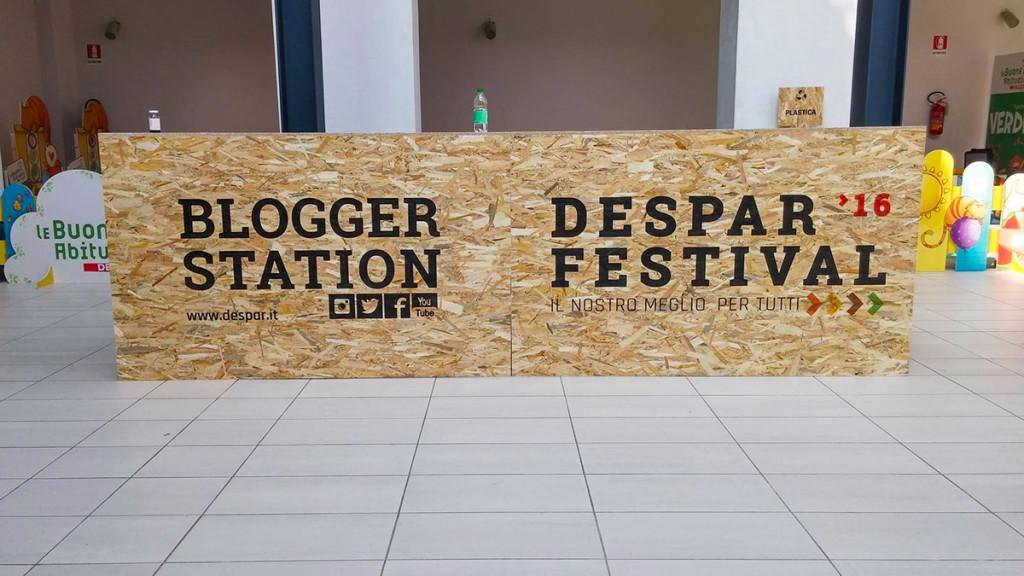 Despar Festival alimentazione sana blogger