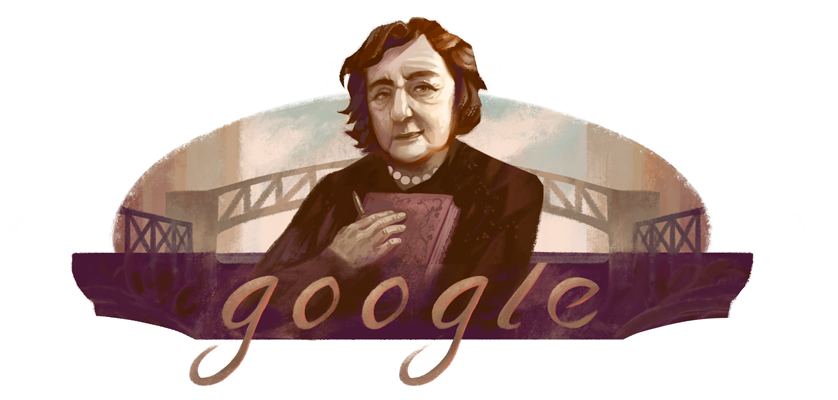 google doodle alda merini
