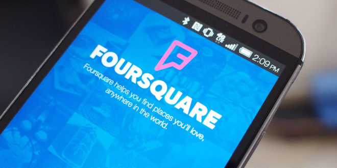 foursquare big data