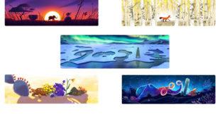giornata della terra doodle google 2016