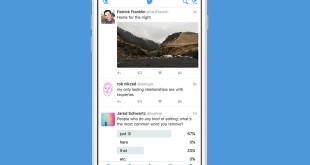 tweet messaggi DM android ios