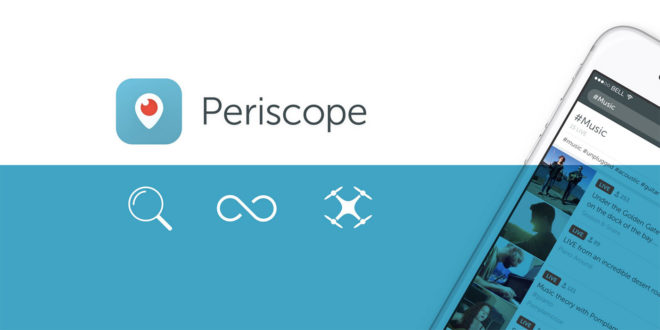 periscope droni ricerca video