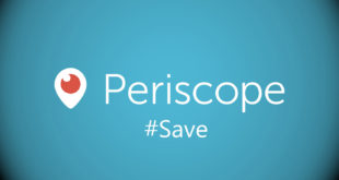 periscope #save @franzrusso.it 2016