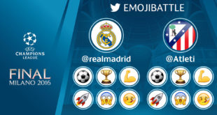 twitter uefa champions league emoji cover